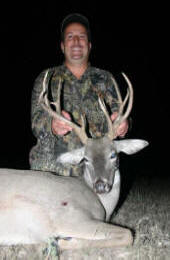 Texas Hill Country whitetailed deer